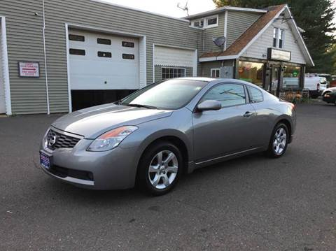 2008 Nissan Altima for sale at Prime Auto LLC in Bethany CT