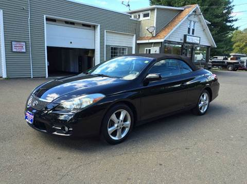 2008 Toyota Camry Solara for sale at Prime Auto LLC in Bethany CT