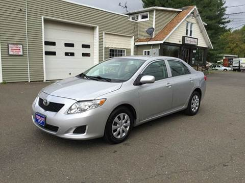 2009 Toyota Corolla for sale at Prime Auto LLC in Bethany CT