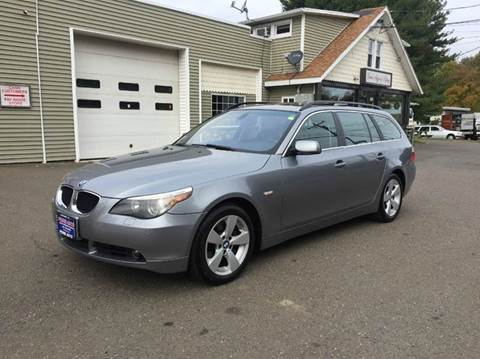 2006 BMW 5 Series for sale at Prime Auto LLC in Bethany CT
