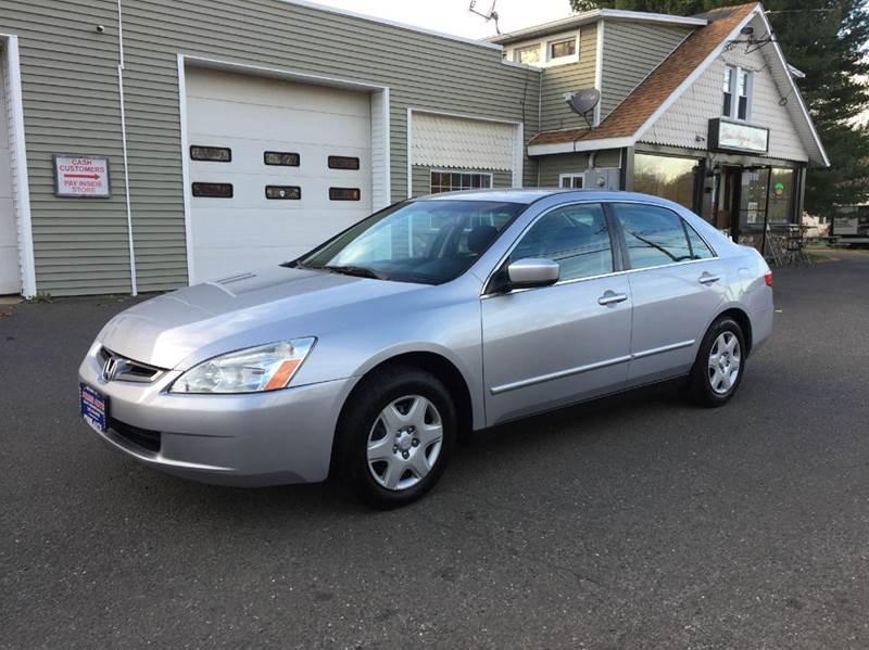 2005 Honda Accord LX 4dr Sedan   Bethany CT