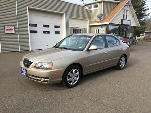 2006 Hyundai Elantra for sale at Prime Auto LLC in Bethany CT