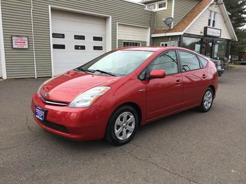 2006 Toyota Prius for sale at Prime Auto LLC in Bethany CT
