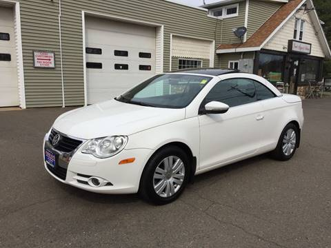 2009 Volkswagen Eos for sale at Prime Auto LLC in Bethany CT