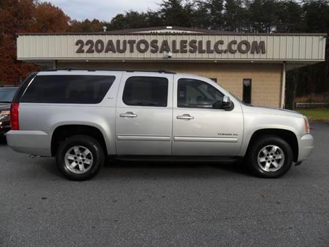 2010 GMC Yukon XL for sale in Madison, NC