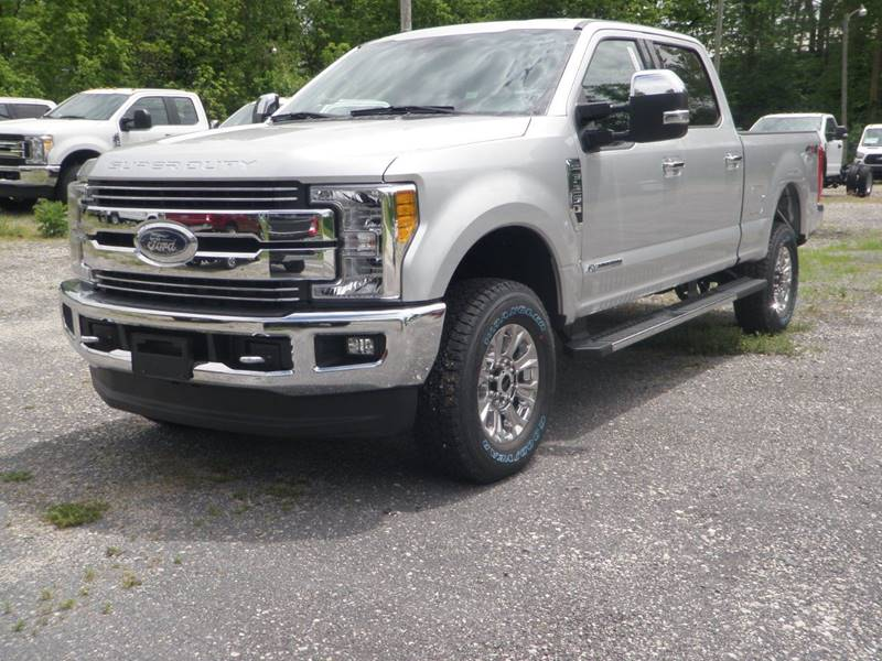 2017 Ford F-250 Super Duty for sale at Kenny Vice Ford Sales Inc - New Inventory in Ladoga IN
