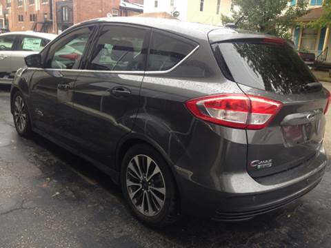 2017 Ford C-MAX Energi for sale at Kenny Vice Ford Sales Inc - USED Vehicle Inventory in Ladoga IN