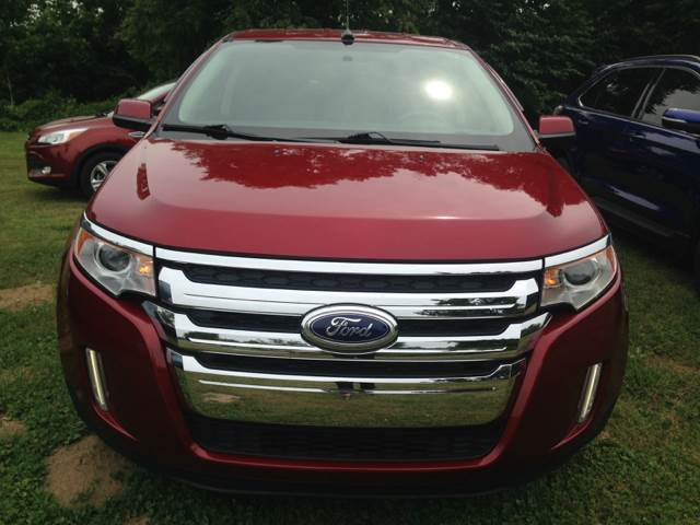 2013 Ford Edge for sale at Kenny Vice Ford Sales Inc - USED Vehicle Inventory in Ladoga IN
