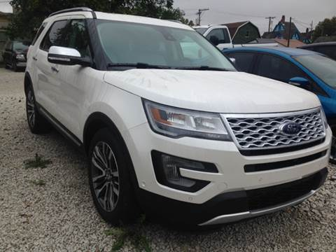 2017 Ford Explorer for sale in Ladoga, IN