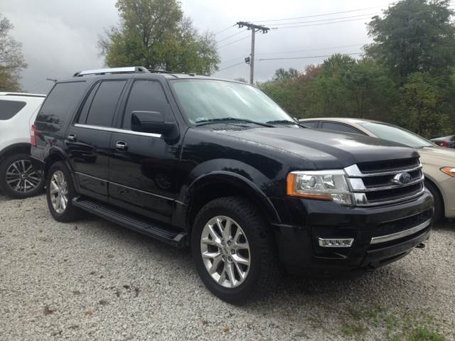 2015 Ford Expedition for sale at Kenny Vice Ford Sales Inc - USED Vehicle Inventory in Ladoga IN