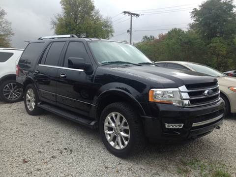 2015 Ford Expedition for sale in Ladoga, IN