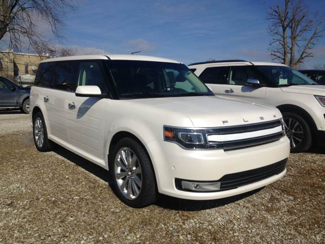 Ford Flex For Sale At Kenny Vice Ford Sales Inc New Inventory In Ladoga