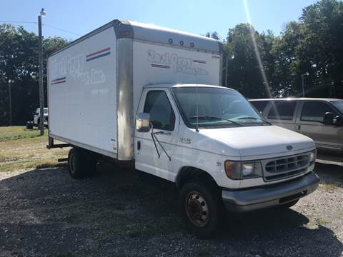 2002 Ford E-Series Chassis for sale in Ladoga, IN