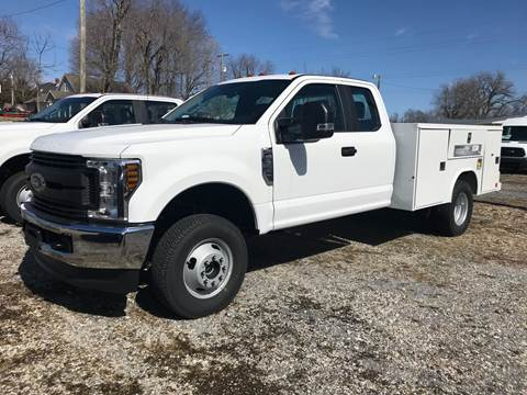 2019 Ford F-350 Super Duty for sale in Ladoga, IN