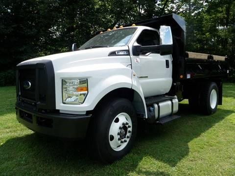 2019 Ford F-650 Super Duty for sale in Ladoga, IN