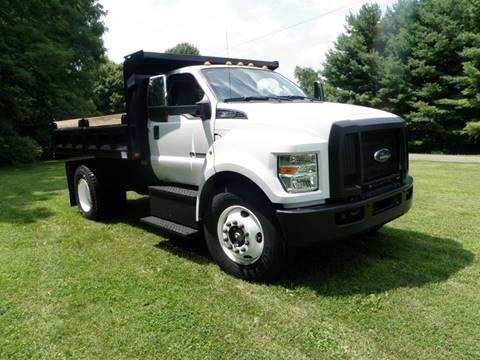 2019 Ford F-650 Super Duty