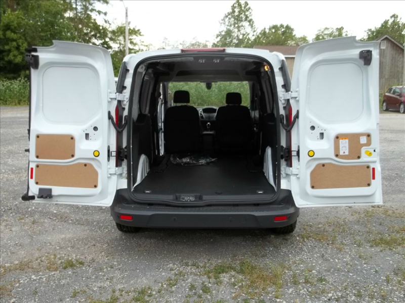 2015 Ford Transit Connect Cargo for sale at Kenny Vice Ford Sales Inc - New Inventory in Ladoga IN