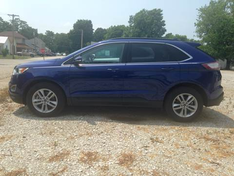 2015 Ford Edge for sale at Kenny Vice Ford Sales Inc - USED Vehicle Inventory in Ladoga IN