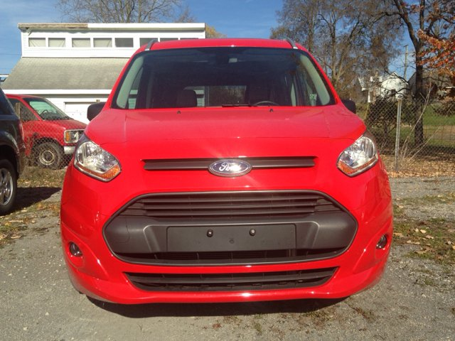 2016 Ford Transit Connect Wagon for sale at Kenny Vice Ford Sales Inc - USED Vehicle Inventory in Ladoga IN