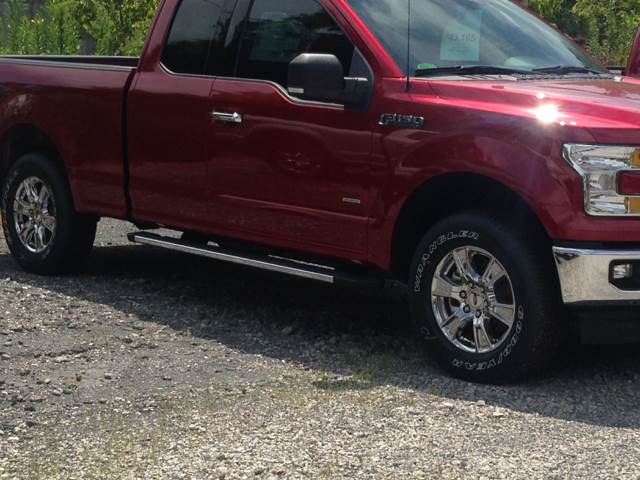 2017 Ford F-150 for sale at Kenny Vice Ford Sales Inc - New Inventory in Ladoga IN