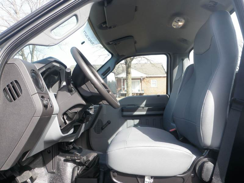 2017 Ford F-650 for sale at Kenny Vice Ford Sales Inc - New Inventory in Ladoga IN