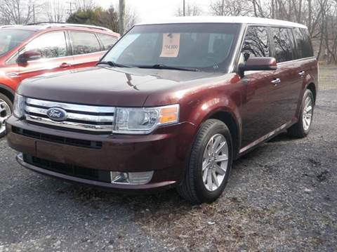 2012 Ford Flex for sale at Kenny Vice Ford Sales Inc - USED Vehicle Inventory in Ladoga IN
