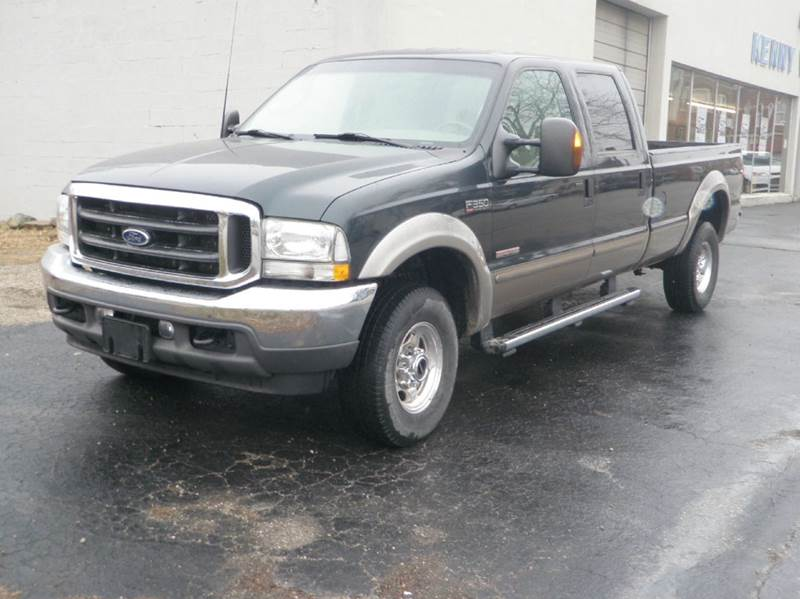 2004 Ford F-350 Super Duty for sale at Kenny Vice Ford Sales Inc - USED Vehicle Inventory in Ladoga IN