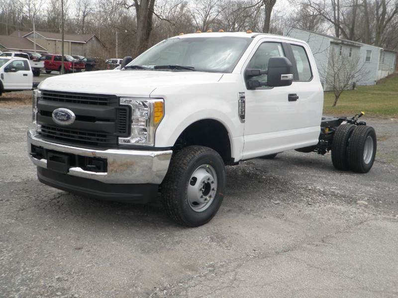 2017 Ford F-350 Super Duty for sale at Kenny Vice Ford Sales Inc - New Inventory in Ladoga IN