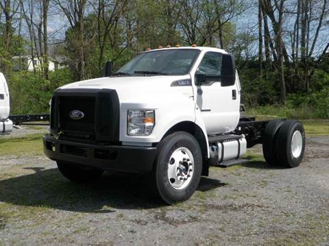 2017 Ford F-650 Super Duty for sale in Ladoga, IN