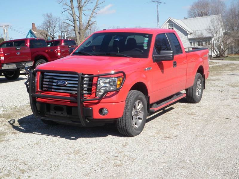 2012 Ford F-150 for sale at Kenny Vice Ford Sales Inc in Ladoga IN