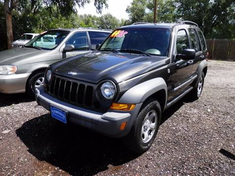 2005 Jeep Liberty for sale in Fountain, CO