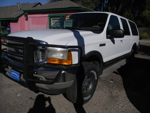 2000 Ford Excursion for sale in Fountain, CO