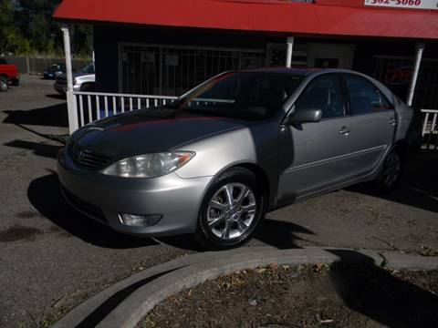 2005 Toyota Camry for sale in Fountain, CO