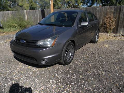 2010 Ford Focus for sale in Fountain, CO