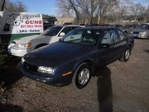 Used chevrolet beretta for sale in niles mi carsforsale 1995 chevrolet beretta for sale in fountain co sciox Images