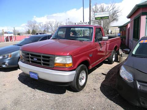 Used 1994 Ford F 150 For Sale Carsforsale Com