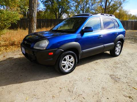 2006 Hyundai Tucson for sale in Fountain, CO