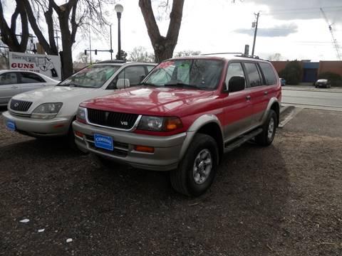 1998 Mitsubishi Montero Sport for sale in Fountain, CO