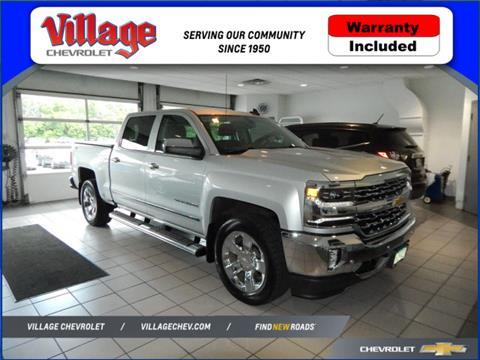 2016 Chevrolet Silverado 1500 for sale in Wayzata, MN