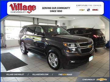 2015 Chevrolet Tahoe for sale in Wayzata, MN