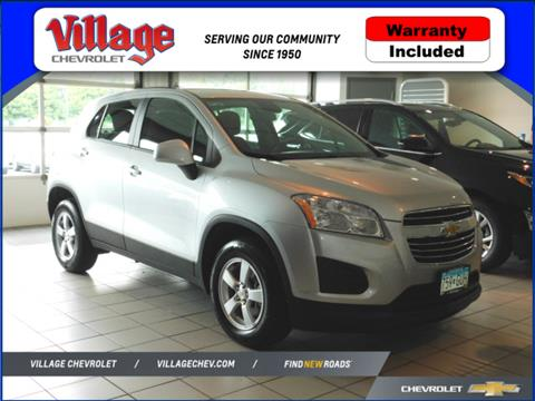 2015 Chevrolet Trax for sale in Wayzata, MN