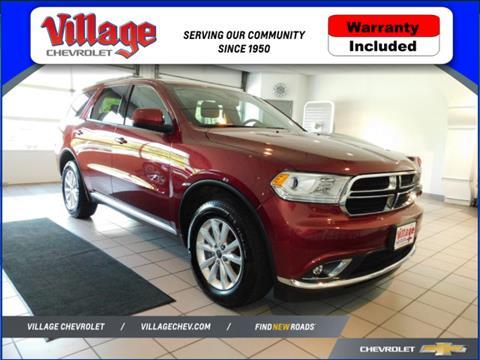 2014 Dodge Durango for sale in Wayzata MN