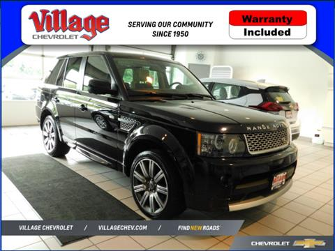 2013 Land Rover Range Rover Sport for sale in Wayzata, MN