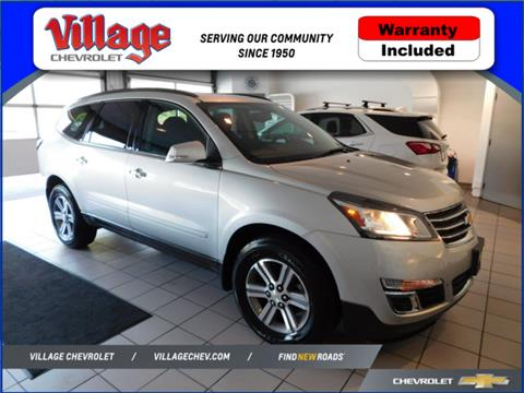 2015 Chevrolet Traverse for sale in Wayzata, MN