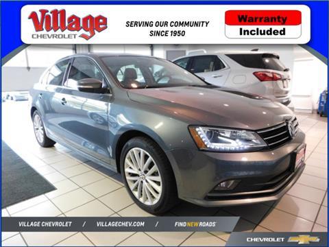 2016 Volkswagen Jetta for sale in Wayzata, MN
