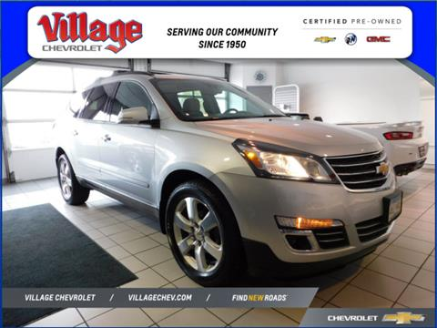 2016 Chevrolet Traverse for sale in Wayzata MN