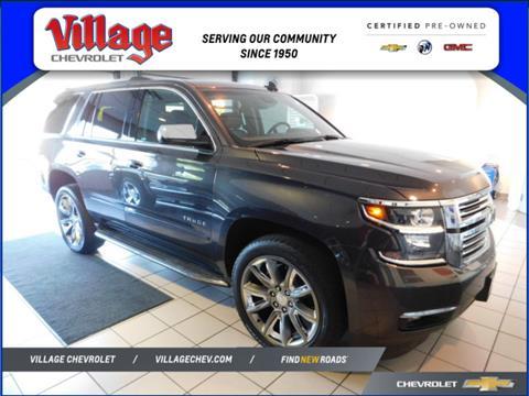 2016 Chevrolet Tahoe for sale in Wayzata, MN