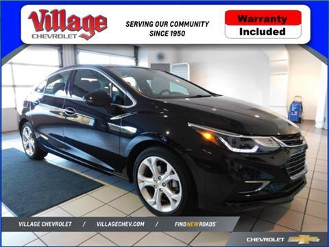 2017 Chevrolet Cruze for sale in Wayzata MN