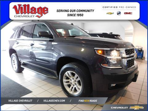 2015 Chevrolet Tahoe for sale in Wayzata MN