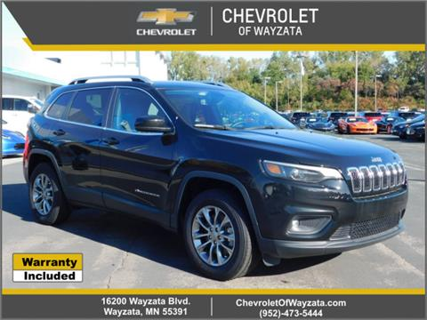2019 Jeep Cherokee for sale in Wayzata, MN